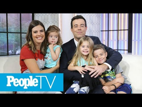 Another Today Show Baby Is On The Way! Carson Daly & Wife Siri Daly Expecting 4th Child | PeopleTV