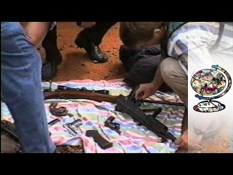 Meet South Africa's Most Experienced Homicide Detective (2001)