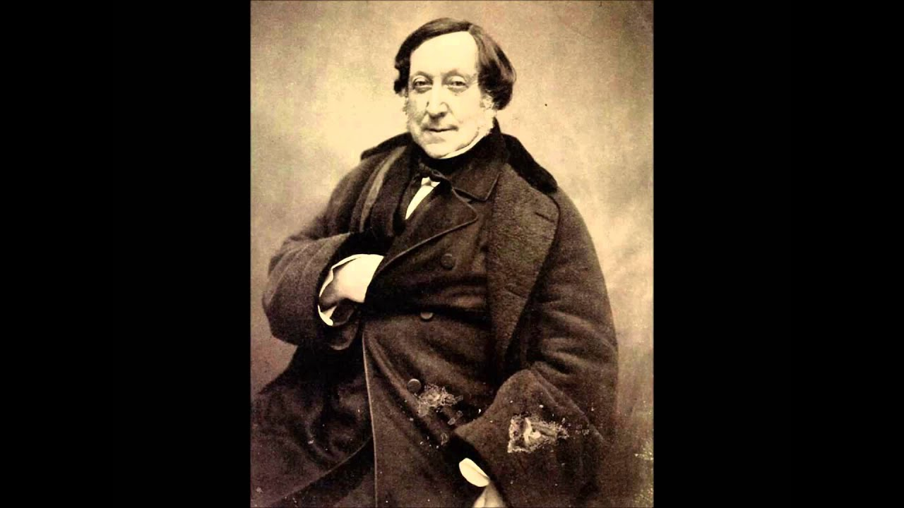 Gioacchino Rossini Rossini - Edwin Loehrer Les Péchés De Ma Vieillesse - Volume 1