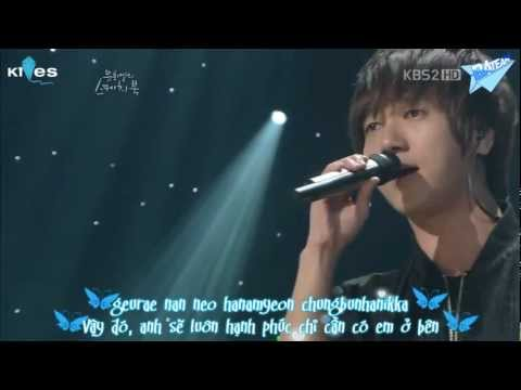 [Vietsub] It Has To Be You - Yesung