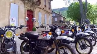 Les mono maniaques Yamaha XT et SR 500/400