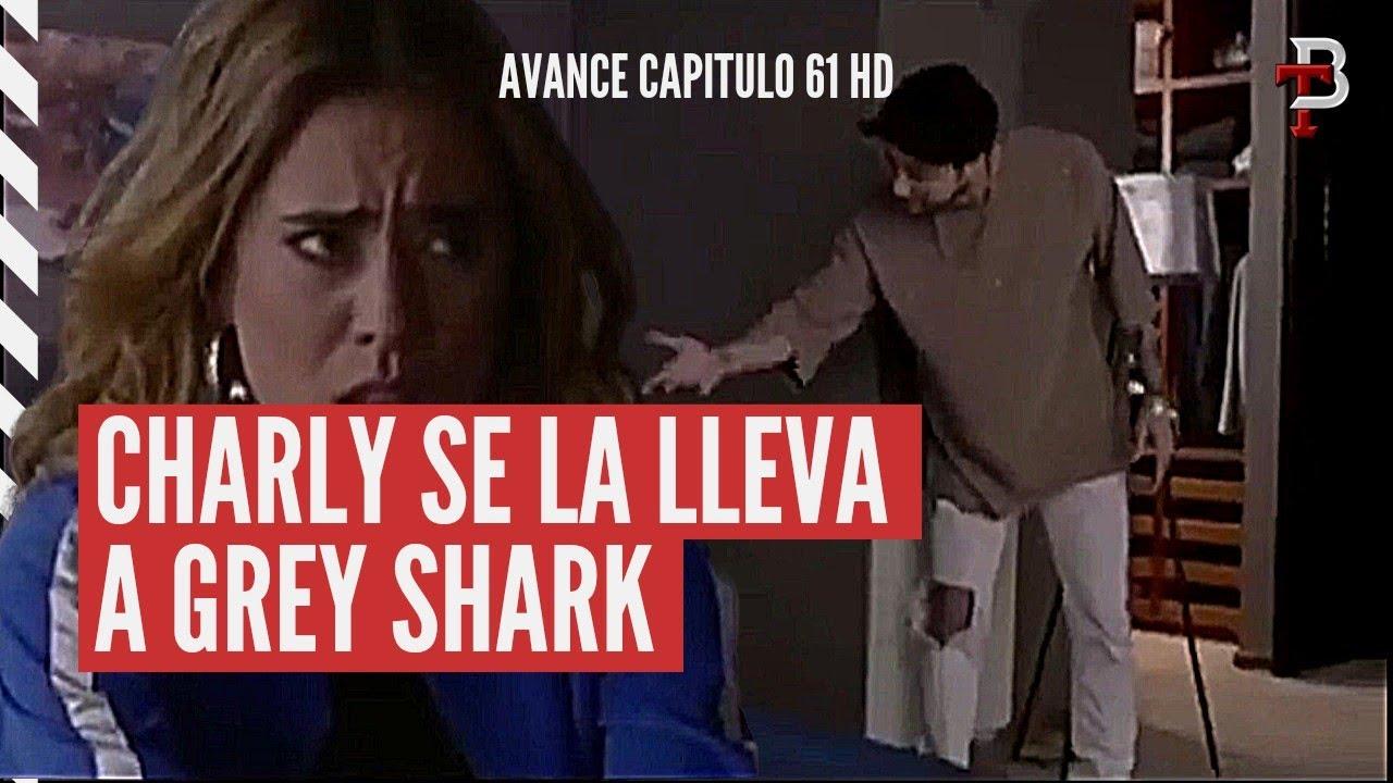 La Reina del Flow 2 Avance Capitulo 61 HD - Charly convence a Yeimy de ir a Grey Shark Avance Cap 61