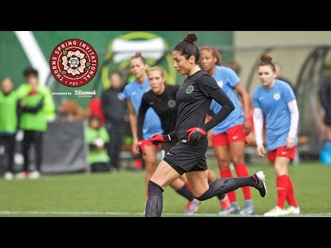Portland Thorns FC vs. Houston Dash | Spring Invitational, presented by Tillamook