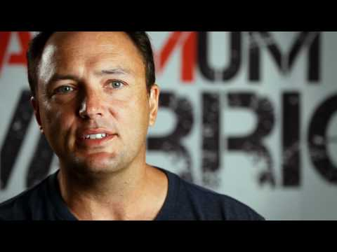 Army Special Forces Karl Erickson talks about Maximum Warrior Competition
