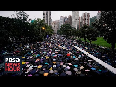Hong Kong students plan class boycott as part of ongoing protests