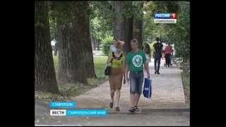 Ставрополь преображается(Самый благоустроенный город России продолжает развиваться. Это почетное звание Ставрополю присудили в..., 2015-06-18T05:51:08.000Z)