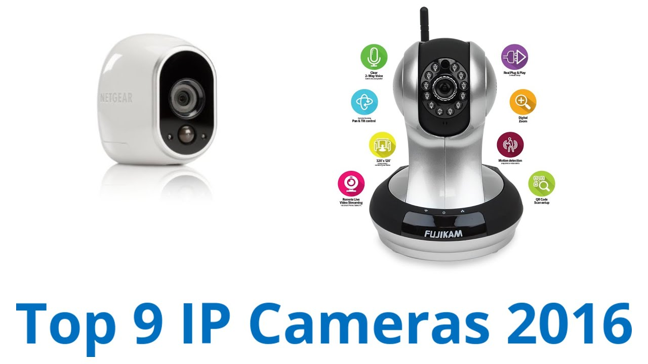 Best Wifi IP Camera 2016