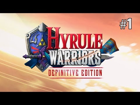 Twitch Livestream | Hyrule Warriors: Definitive Edition Part 1 [Switch]