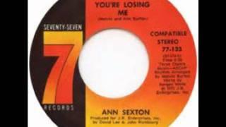 Ann Sexton-You
