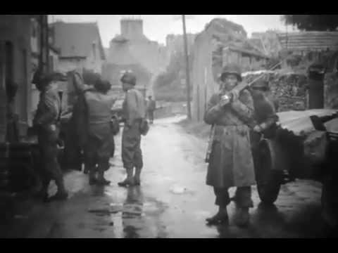 9th Infantry Division - Octeville - Normandie - 26/06/1944 - DDay-Overlord