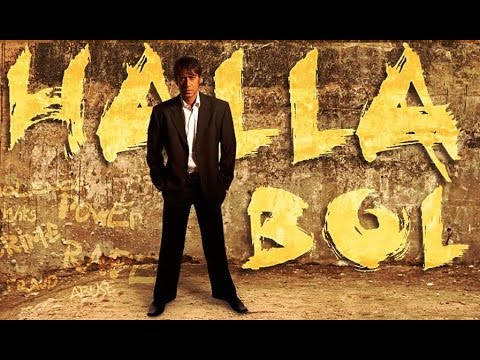 Halla Bol Movie Songs Download DjBaap.com