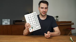 Stimming puts Elektron's new Model:Samples through its paces (EB.TV Gear Review)