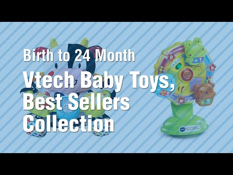 Vtech Baby Toys, Best Sellers Collection // Birth To 24 Month