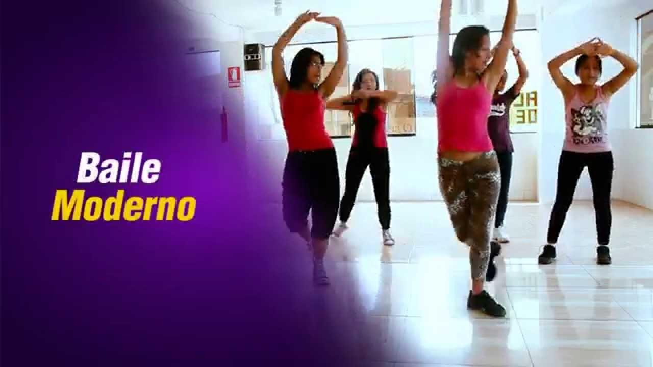 Clases de Baile Moderno - YouTube a715ef5c1c3