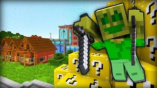 400 GLÜCK GEÖFFNET Minecraft LUCKY Survival Games 2 Deutsch HD
