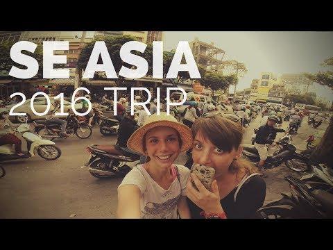 SE Asia Trip 2016   45 days