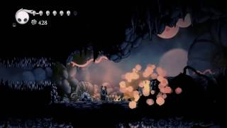 Hollow Knight SECRET CHARM Glowing Womb