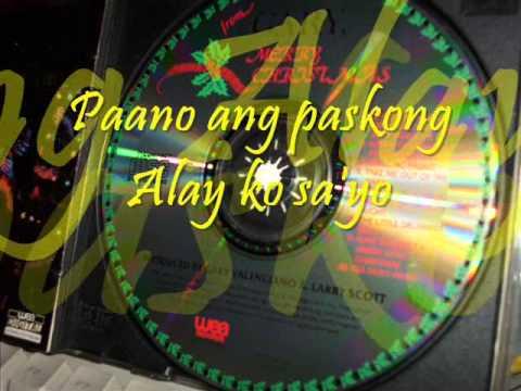 Gary Valenciano - Pasko Na Sinta Ko (lyrics)