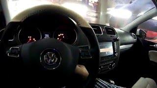 Шумоизоляция, автозвук, перетяжка салона Volkswagen Golf6(, 2016-03-03T12:26:51.000Z)