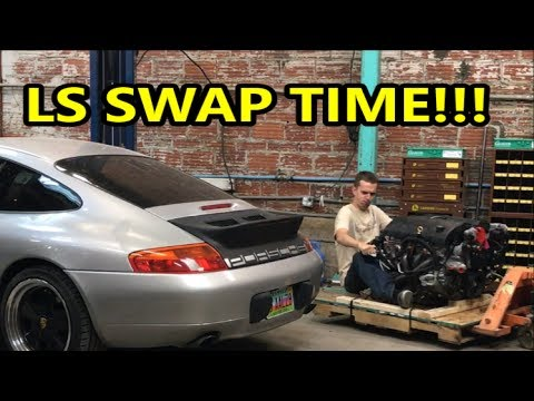 I'm LS Swapping my Porsche 911 with 248,000 Miles