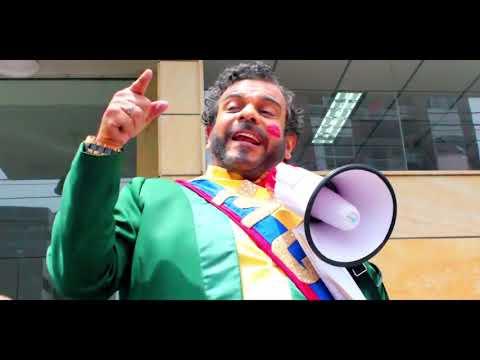 Marque X Equis  Don Ebrio Presidente – Video Oficial