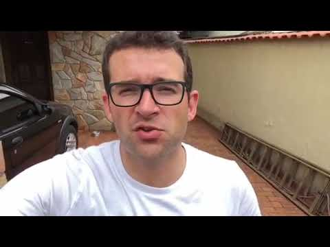 Samuel Venancio Mandando Abraco Para Corinthians De Araxa Mg Youtube