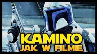 GRA JAK FILM!  JANGO FETT NA KAMINO! ☄️ STAR WARS BATTLEFRONT 2 PL MOD ☄️