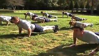 US Secret Service Physical Training