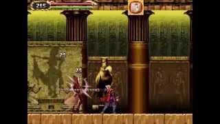 Castlevania Portrait of Ruin Boss 4 Astarte - No Damage&Subweapons