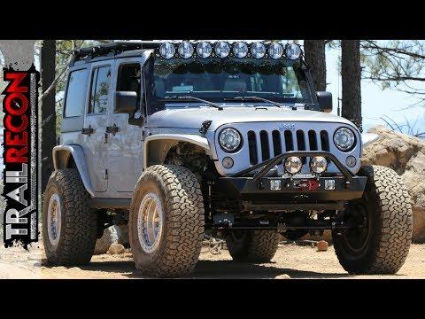 4 Functional Jeep Wrangler Mods