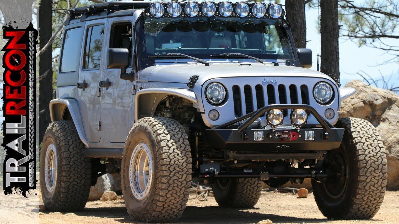 Jeep Jk Mods >> 4 Functional Jeep Wrangler Mods