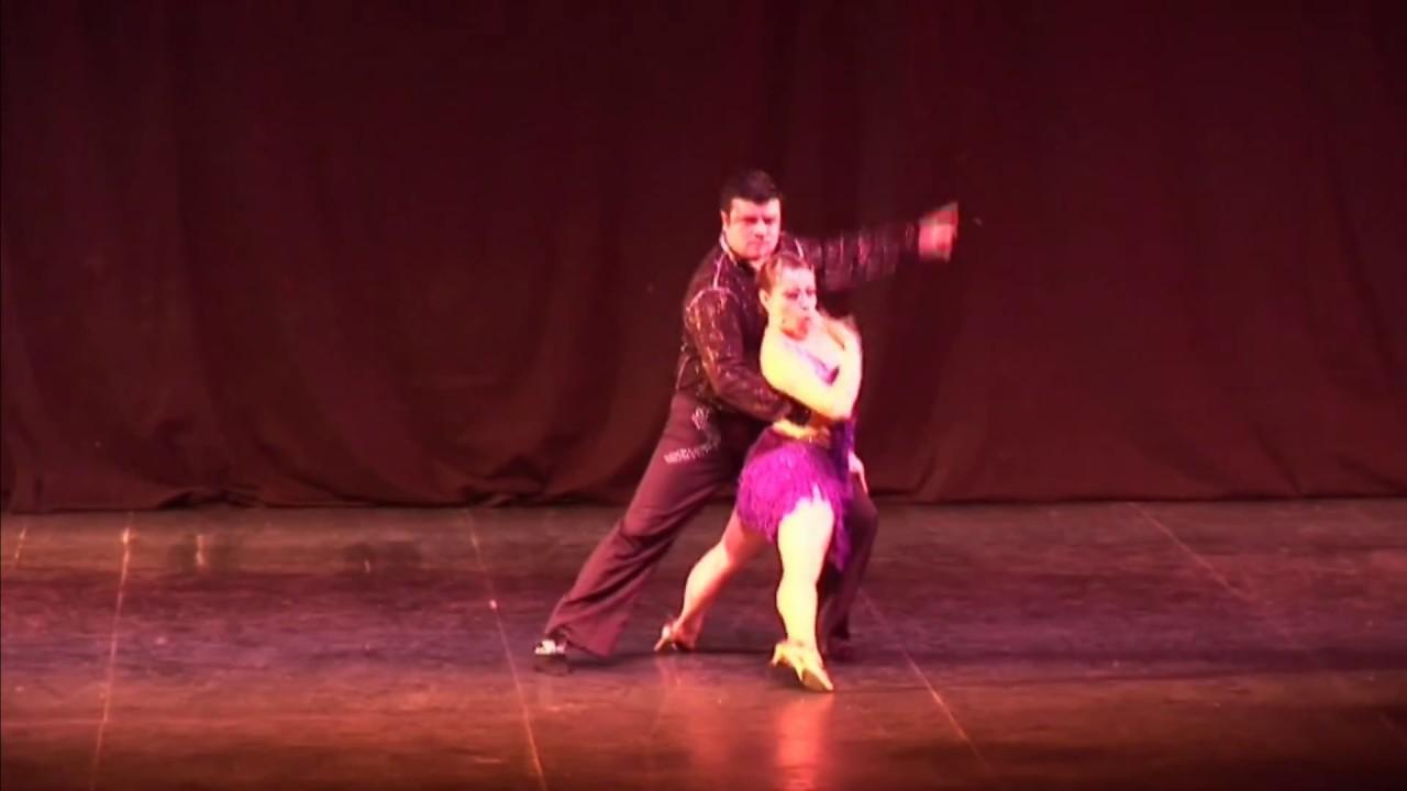 Maestros Aldemar Beltran y Silvia Pinto (Salsa)