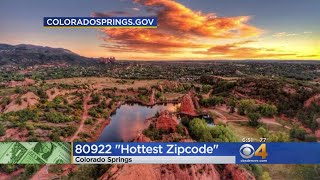 Colorado Springs Ranked in Hottest Zip Codes List