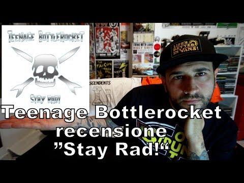 "Teenage Bottlerocket - ""Stay Rad!"" // RECENSIONE (Review) Mp3"