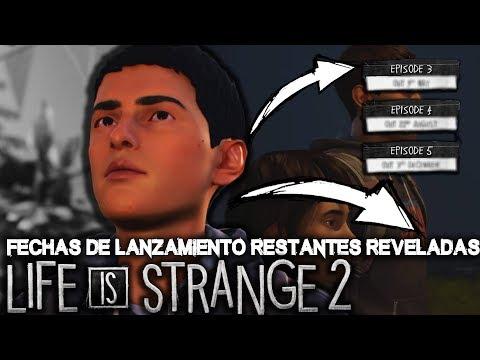 "¡Todas Las Fechas Restantes Oficialmente Reveladas!- Life is Strange 2 Episodio 3 ""Wastelands"" thumbnail"