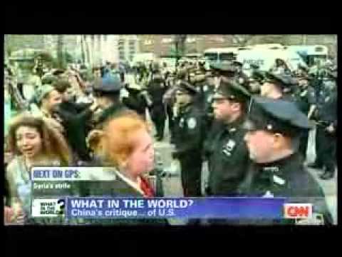 """China vs U.S. """"Human Right"""" ! جوک سال"""