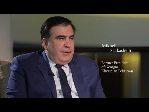 Mikheil Saakashvili on how he sees Ukraine in 2020