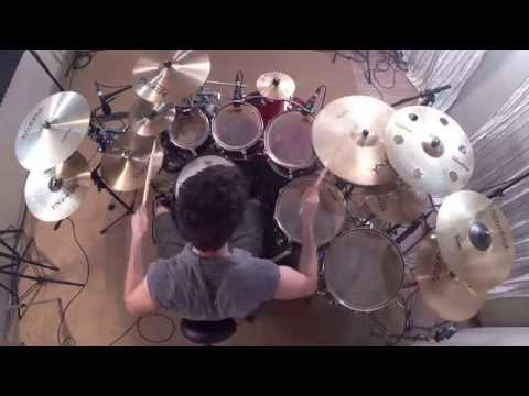 PEDRO TINELLO - SYMPHONY X - OF SINS AND SHADOWS (DRUM COVER)