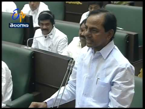 War Of Words In Telangana Assembly Between KCR & Revanth Reddy