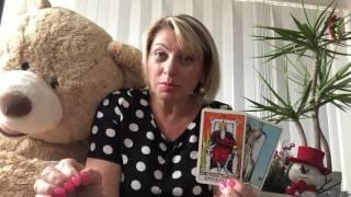 ВЕСЫ- ТАРО прогноз на ЯНВАРЬ 2017 года от Angela Pearl.