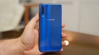 Samsung Galaxy A7 - recenzja, Mobzilla odc. 475