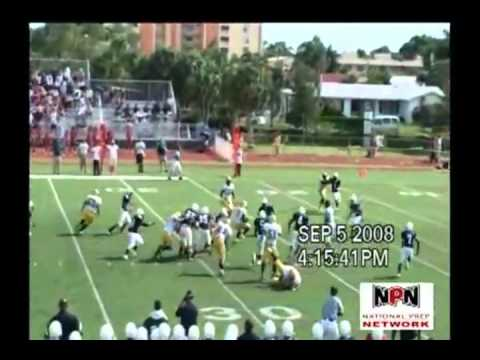 Kelvin Taylor highlights Class of 2013 Running Back Glades Day High School