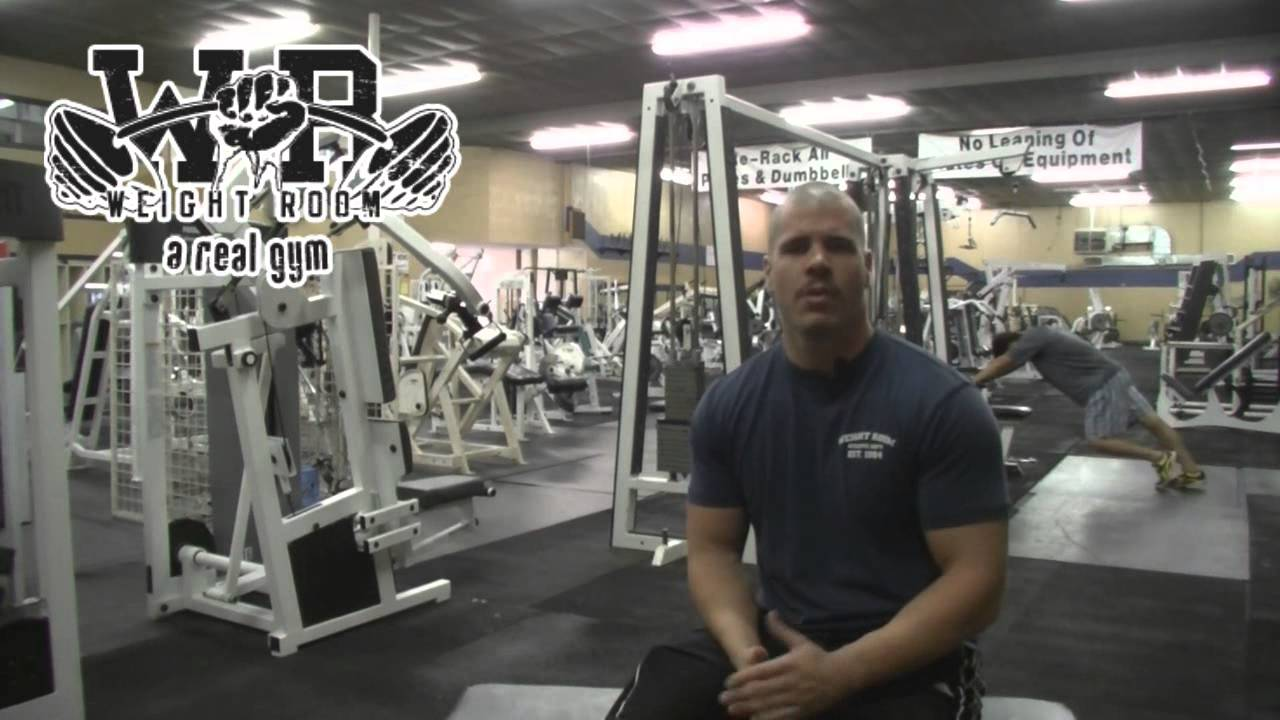 The weight room okc with trey coffman youtube