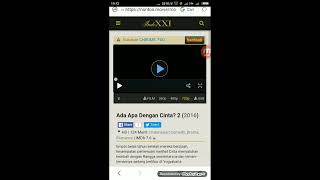Cara Download Film Di Layarkaca21 Lewat ANDROID