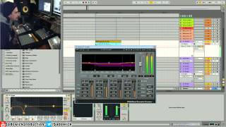 Multiband Compression On A Kick Drum with Waves C4