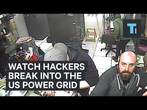 Watch hackers break into the US power grid