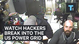 Watch hackers break into the US power grid thumbnail