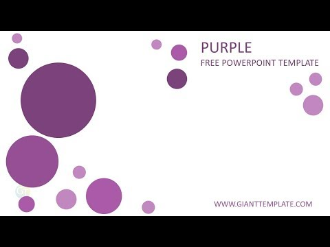 Blue powerpoint templates free download professional powerpoint templates free download purple toneelgroepblik Gallery
