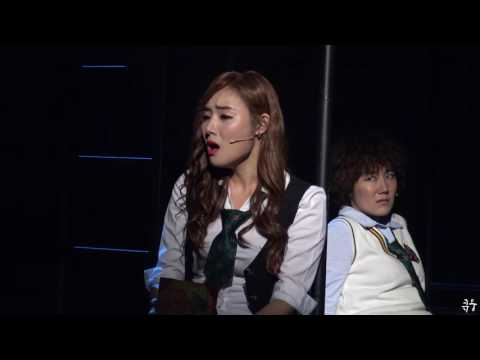 [160705] #베어더뮤지컬 Bare the Musical :: #AllGrownUp #민경아