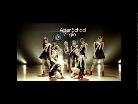 AFTER SCHOOL- Virgin Fanmade MV
